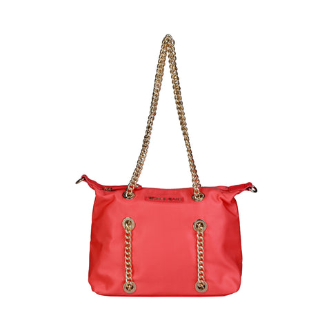 Versace Jeans salmon Women Shoulder bags