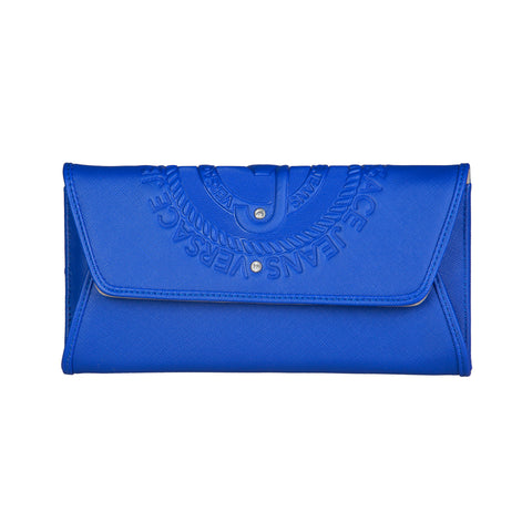 Versace Jeans Blue Women Wallets