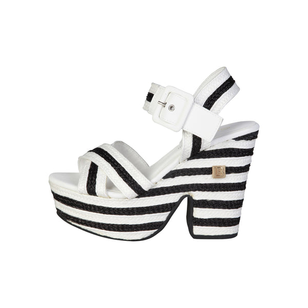 Laura Biagiotti White Women Sandals