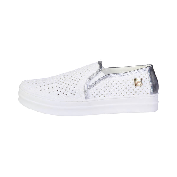 Laura Biagiotti White Women Sneakers