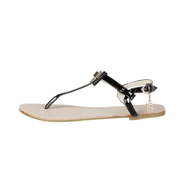 Laura Biagiotti Black Women Sandals