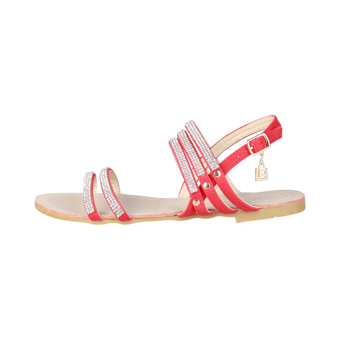 Laura Biagiotti Red Women Sandals