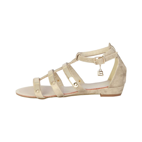 Laura Biagiotti Brown Women Sandals