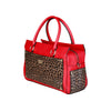 Cavalli Class red, saddlebrown Women Handbags