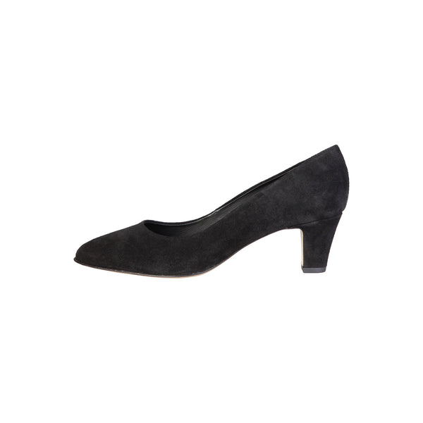 Pierre Cardin Black Women Pumps & Heels