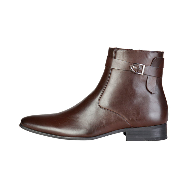Pierre Cardin saddlebrown Men Ankle boots