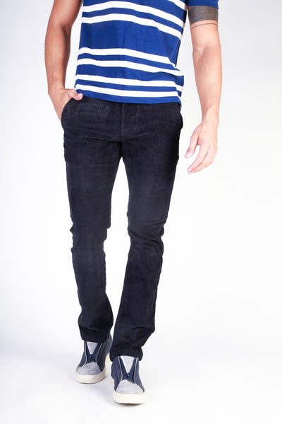 Jack&Jones Black Men Trousers