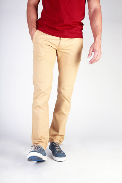 Jack&Jones goldenrod Men Trousers