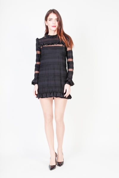Pinko Black Women Dresses