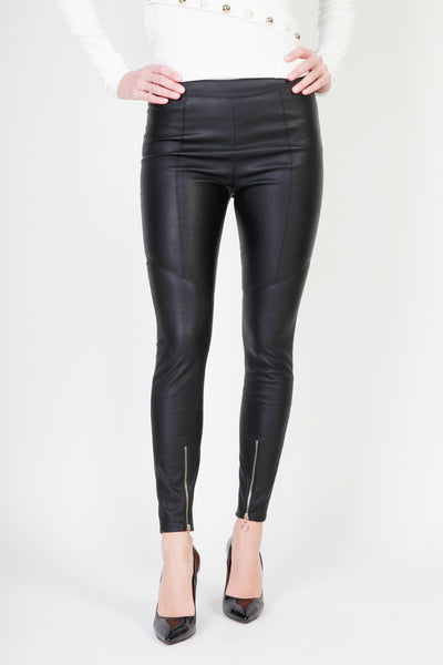 Pinko Black Women Trousers