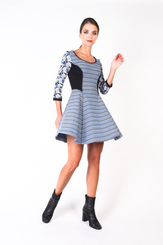 Pinko blue, black Women Dresses