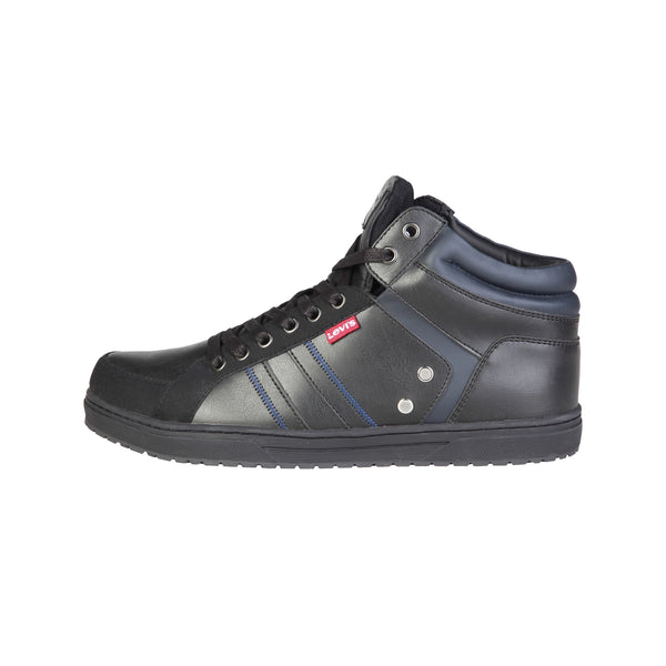 Levis Black Men Sneakers
