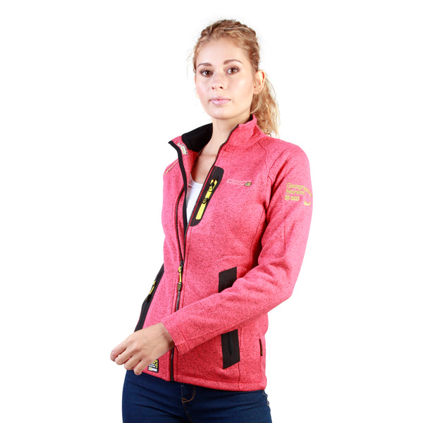 Geographical Norway lightcoral Women Sweatshirts