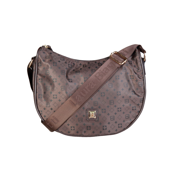 Laura Biagiotti saddlebrown Women Crossbody Bags