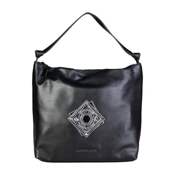 Versace Jeans black, dimgray Women Shoulder bags