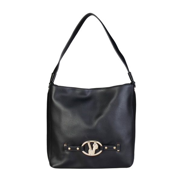 Versace Jeans black, gold Women Shoulder bags