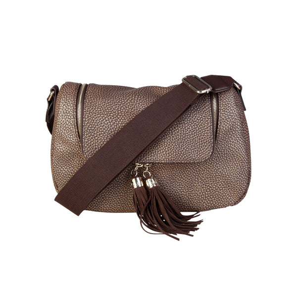 Blu Byblos saddlebrown Women Crossbody Bags
