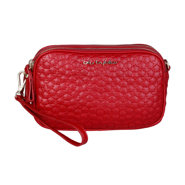 Blu Byblos Red Women Clutch bags