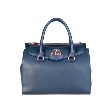 Blu Byblos navy Women Handbags