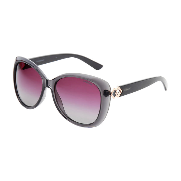 Polaroid Black Women Sunglasses