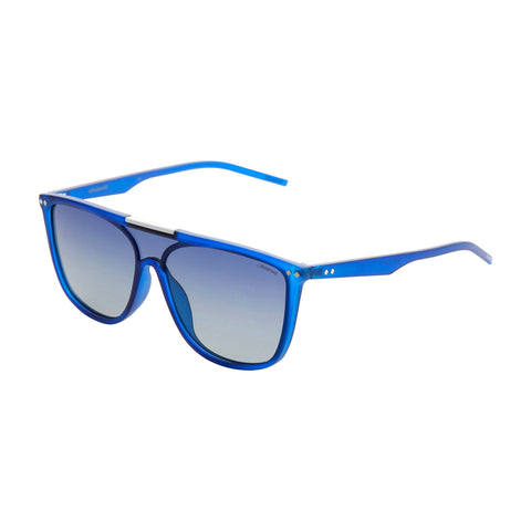 Polaroid Blue Men Sunglasses