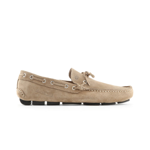 Sparco tan Men Moccasins
