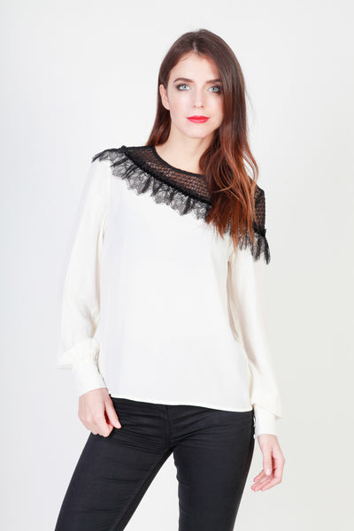 Pinko white, black Women Shirts
