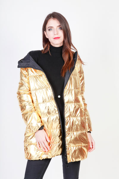 Pinko gold, black Women Jackets