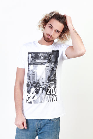 Zoo York white,black Men T-shirts