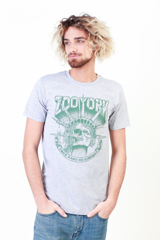 Zoo York gray,green Men T-shirts