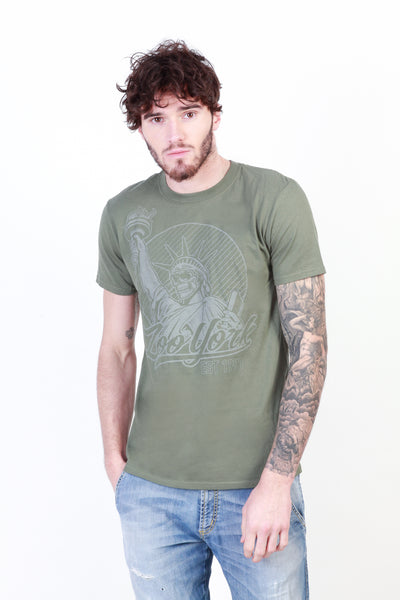 Zoo York darkolivegreen Men T-shirts