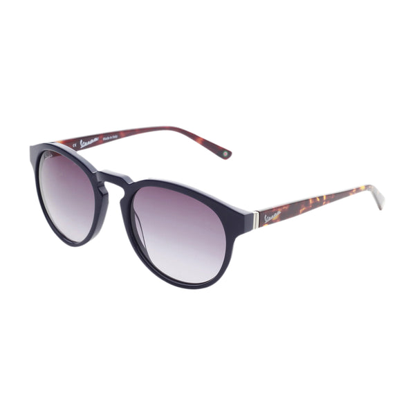 Vespa navy,saddlebrown Unisex Sunglasses
