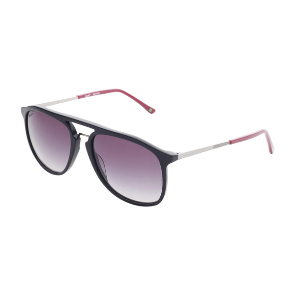 Vespa Black Unisex Sunglasses