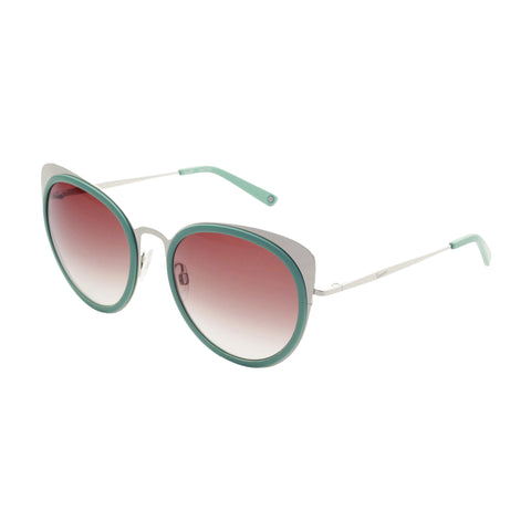 Vespa mediumturquoise,saddlebrown Unisex Sunglasses