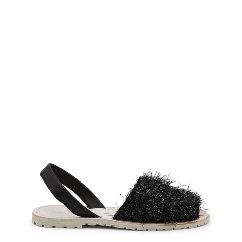 Ana Lublin black,wheat Women Sandals