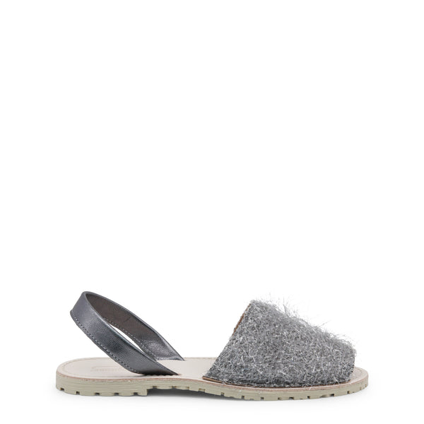 Ana Lublin gray,wheat Women Sandals