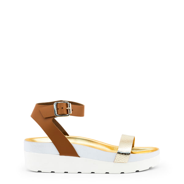 Ana Lublin sienna,gold Women Sandals