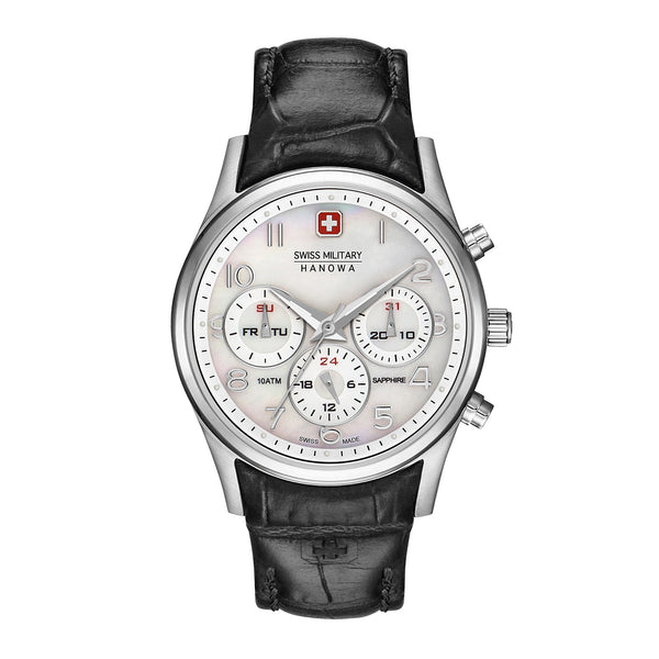 Swiss Military black,white Women Watches
