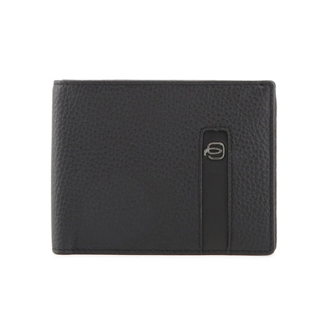 Piquadro Black Men Wallets