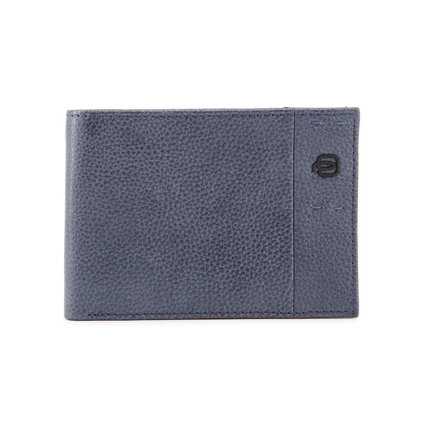 Piquadro navy Men Wallets