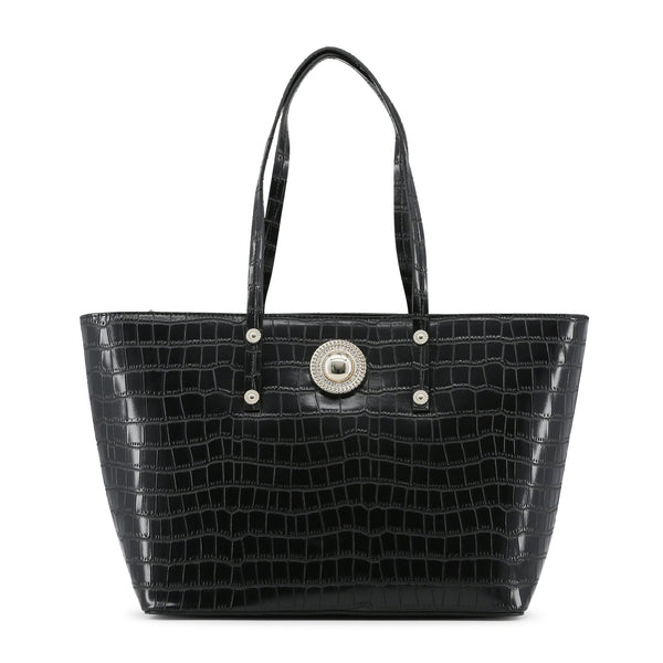 Versace Jeans Black Women Shopping bags
