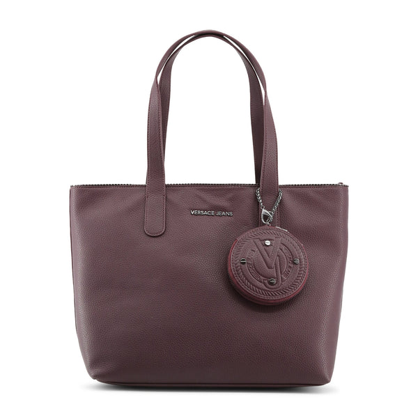 Versace Jeans maroon Women Shopping bags