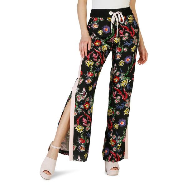 Pinko black,red Women Trousers