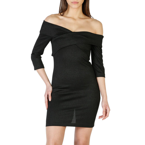 Lokita Black Women Dresses