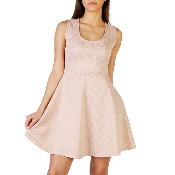 Lokita Pink Women Dresses