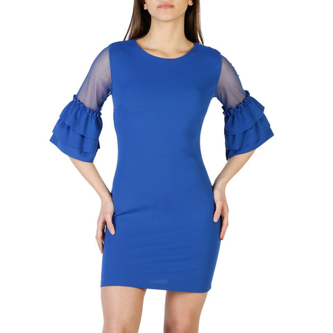 Lokita Blue Women Dresses