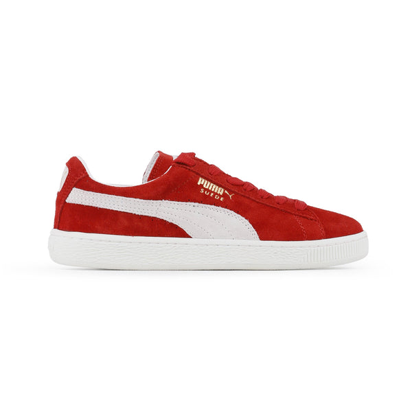 Puma red,white Unisex Sneakers