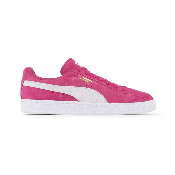 Puma deeppink,white Women Sneakers