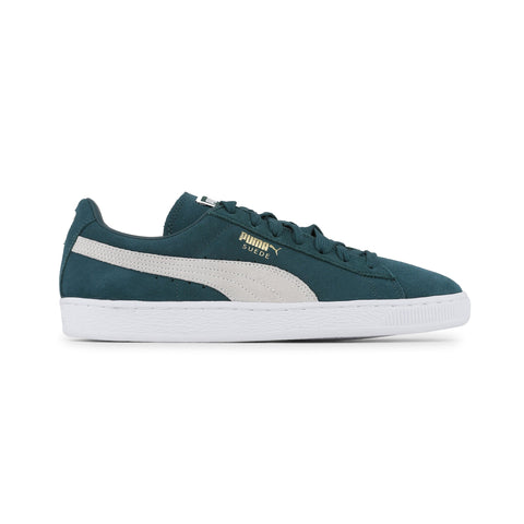 Puma darkgreen,white Men Sneakers