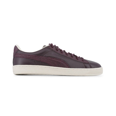 Puma darkviolet,white Men Sneakers